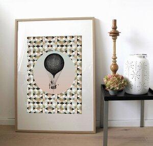 Recycling-Poster Ballon - ava&yves