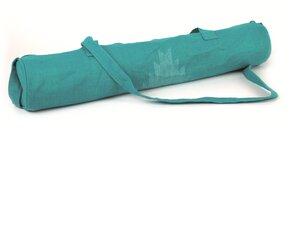 Tasche für Yoga-Matte aus 100 % handgewebter Baumwolle - El Puente