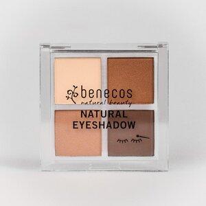 benecos Natural Quattro Eyeshadow - benecos