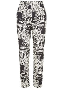 AVERY TREE PRINT TROUSERS - People Tree