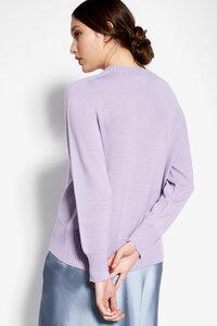 Pullover mit abgerundetem Saum in vielen Farben - t7berlin