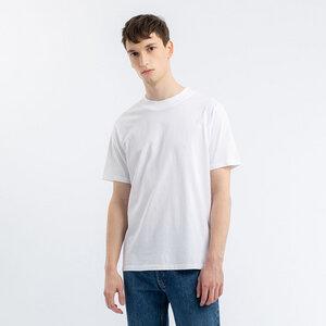 T-Shirt breiter Kragen - Rotholz