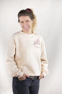 Loving heart Sweatshirt - by mijl