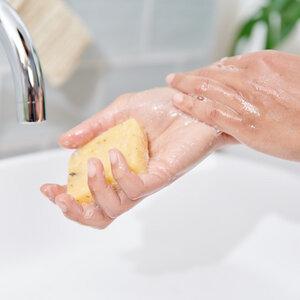 Lemongras Seife - für Körper und Haar - Naturkosmetik zertifiziert - HYDROPHIL