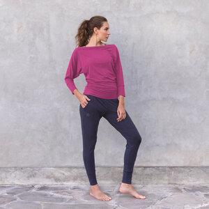 ANGEL TENCEL - Damen - Sweater für Yoga und Freizeit aus Tencel-Biobaumwoll-Mix - Jaya