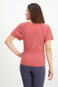 Yoga Shirt Chandra – Bambus und Bio-Baumwolle - Urban Goddess