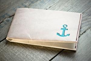 Portemonnaie (Regular) - Anker (reißfestes Papier) - paprcuts
