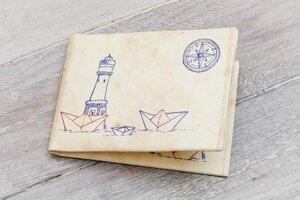 Portemonnaie (Big) - Leuchtturm (reißfestes Papier) - paprcuts