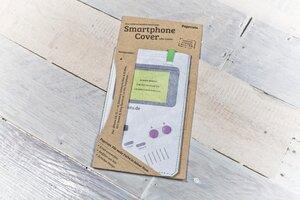 Smartphone Cover (Regular) - Game, Boy! (aus reißfestem Tyvek) - paprcuts