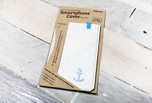 Smartphone Cover (Regular) - Anker (aus reißfestem Tyvek®) - paprcuts