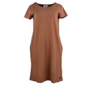 Blaa! Frauen Tunika Kleid braun - Blaa!