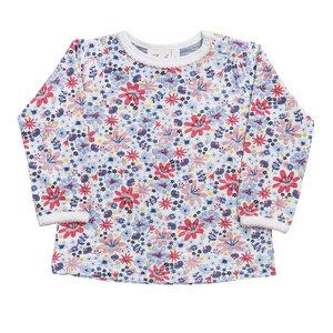 Baby und Kinder Langarm-Shirt Blümchen - People Wear Organic