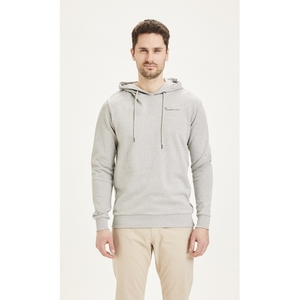 Pullover Elm Transfer Hoodie Sweat - KnowledgeCotton Apparel