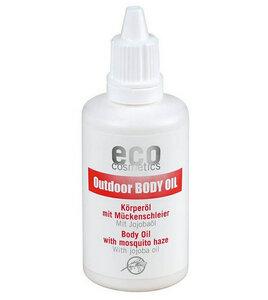 Bio Körperöl mit Mückenschleier - eco cosmetics