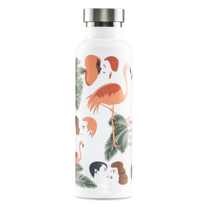 Edelstahl-Trinkflasche love who you want 750 ml - ACUA Bottles