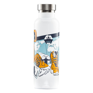 Edelstahl-Trinkflasche Traveler 750 ml - ACUA Bottles