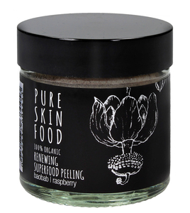 Superfood Peeling und Pflegemaske - PURE SKIN FOOD