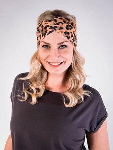 PUFFBIRD® Haarband aus Bio-Baumwolle - Jersey Bunt - PUFFBIRD
