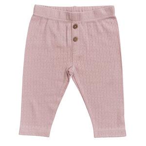 Mädchen Leggings rosa biologisch People Wear Organic - People Wear Organic