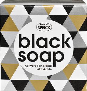 Black Soap, Aktivkohle - Speick