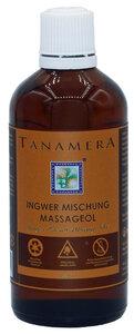 Ingwer Mischung Massageöl 100ml - Tanamera®