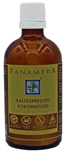 Kaltgepresstes Kokosnussöl - Tanamera®