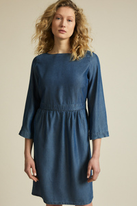 Kleid aus Tencel Lyocell  - LANIUS