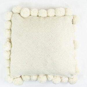 Handgewebtes Kissen Asiri aus Lama - TASHAY