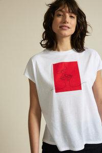 """Charityshirt """"In Love"""" aus Bio-Baumwolle GOTS - LANIUS"""