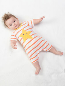 Baby Spieler reine Bio-Baumwolle - Kite Clothing