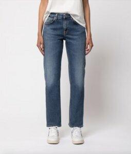 Damen Jeans straight sally - Nudie Jeans