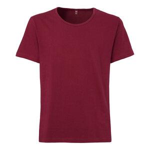 ThokkThokk TT19 Wide Neck T-Shirt Ruby - THOKKTHOKK