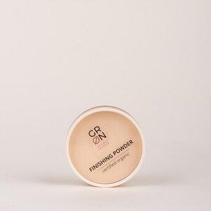 Biokosmetik Finishing Powder – natürliche Mineralien - vegan - GRN [GRÜN]