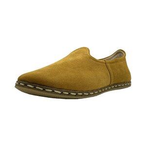Benim Mens Slip On I Suede Sun - Benim Shoes