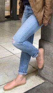 Benim Womens Slip On I Rose - Benim Shoes