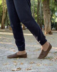 Benim Womens Slip On I Chestnut - Benim Shoes