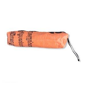 Schlampermäppchen Ri72 recycelter Reissack - Beadbags