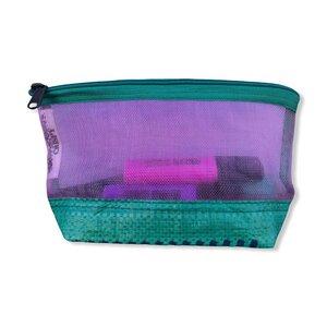 Kosmetiktasche NET/Ri Reissack mit Moskitonetz - Beadbags