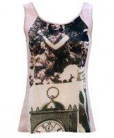 Art Top lilac - Alma & Lovis