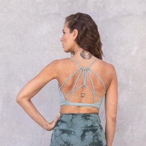 CAROLINA - Damen - Bra für Yoga aus Biobaumwolle - Jaya