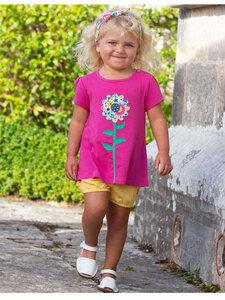 Baby und Kinder Shorts Daisy Bubble reine Bio-Baumwolle - Kite Clothing