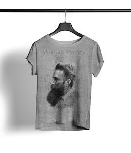 Röntgen Shirt Damen 'heather grey' - DENK.MAL Clothing