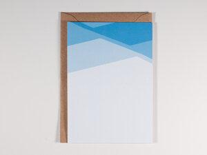Kartenset • AIR (acht Postkarten mit Kuverts) - FINE colours