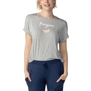Damen T-Shirt Sleepy & Easy Bonjour FSC - Mey