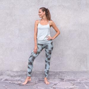 MAUI - Damen - High Waist Leggings für Yoga und Freizeit aus Biobaumwolle - Jaya