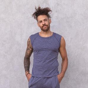Shirt Jack, melange - Jaya