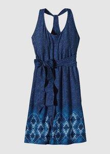 Kiawah Island Dress Navy Blue - Patagonia