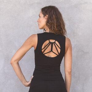 CANDY - Damen - Top für Yoga und Freizeit aus Biobaumwolle - Jaya