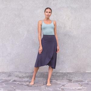 HOLIDAY - Damen - Sommerrock aus Biobaumwolle - Jaya