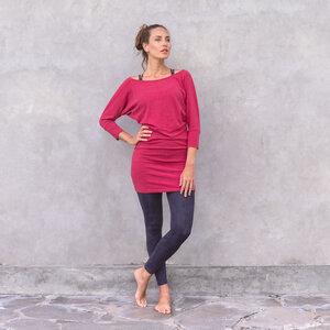 MILLA JAQUARD - Damen - Kleid aus Biobaumwolle - Jaya